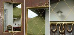 Tablett mit Spiegelfläche