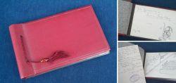 Persönliches Erinnerungsbuch