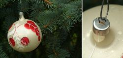 Old Christmas  Bauble