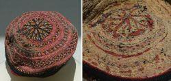 Turkmenische Kopfbedeckung