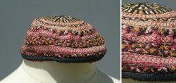 Zentralasiatische Kopfbedeckung